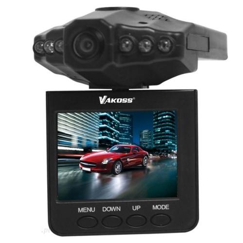 Vakoss VC-605 black videoreģistrātors