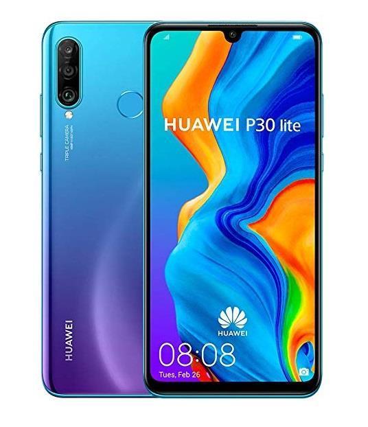 Huawei P30 lite New Edition Blue Mobilais Telefons
