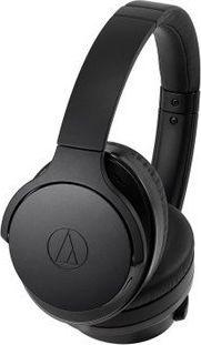 Audio Technica ATH-ANC900BT Headband/On-Ear, Over-ear, Microphone, Noice canceling, Wireless, Black 4961310145880 austiņas