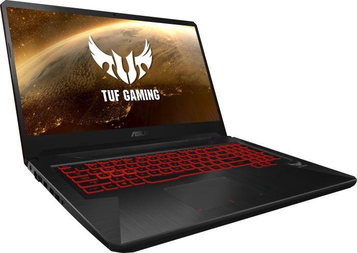 ASUS TUF Gaming FX705DY-H7071T Portatīvais dators
