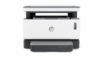 HP Neverstop 1200w laser printer MFP printeris
