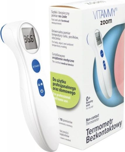 VITAMMY DET-306 Non-contact thermometer termometrs