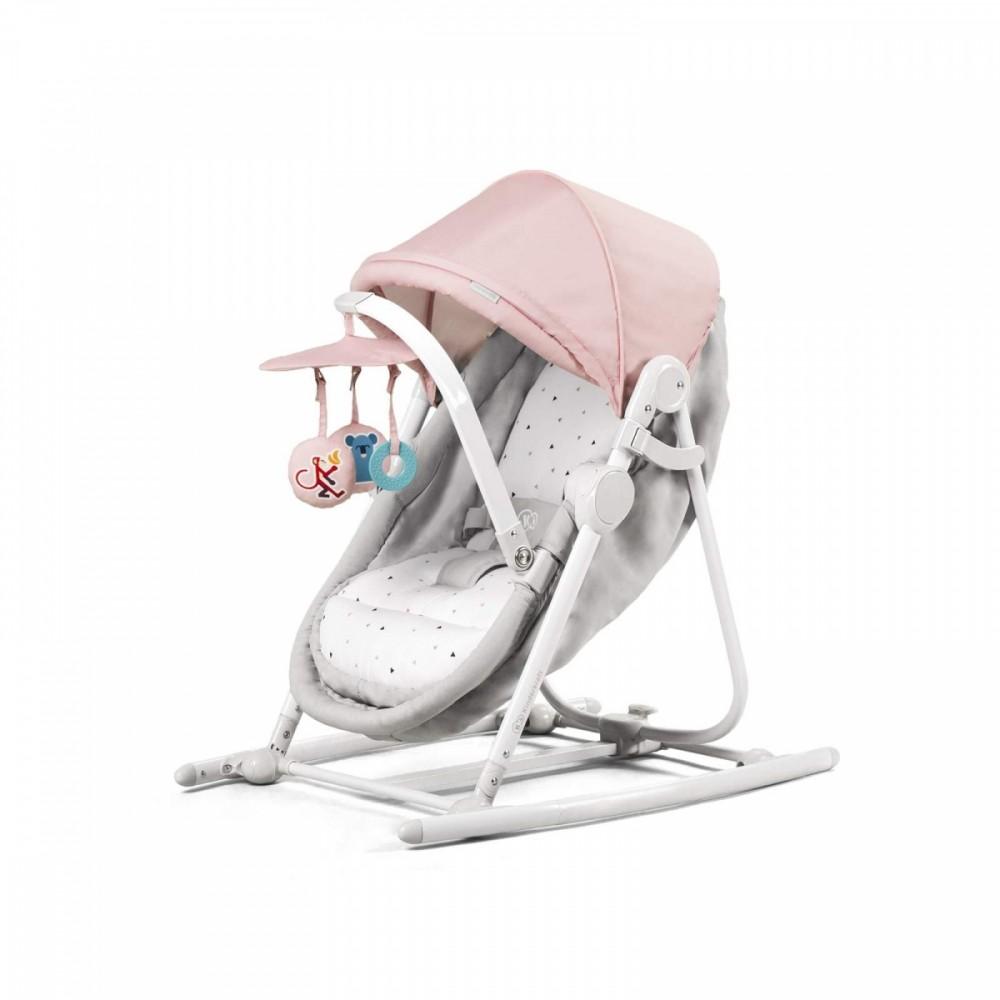 Bouncer Unimo Pink šūpuļkrēsls
