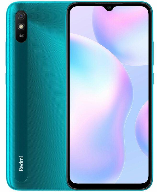 Xiaomi  Redmi 9A 2/32GB Sky Blue M2006C3LG Mobilais Telefons