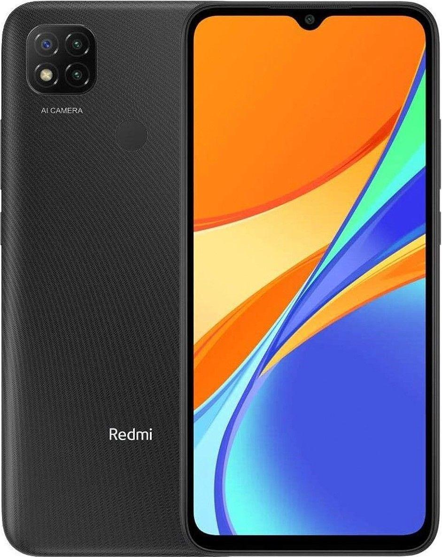 Xiaomi  Redmi 9C NFC 2/32GB Gray 3934130 Mobilais Telefons