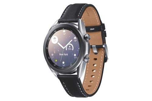 Samsung Galaxy Watch 3 Mystic Silver (41mm) Viedais pulkstenis, smartwatch