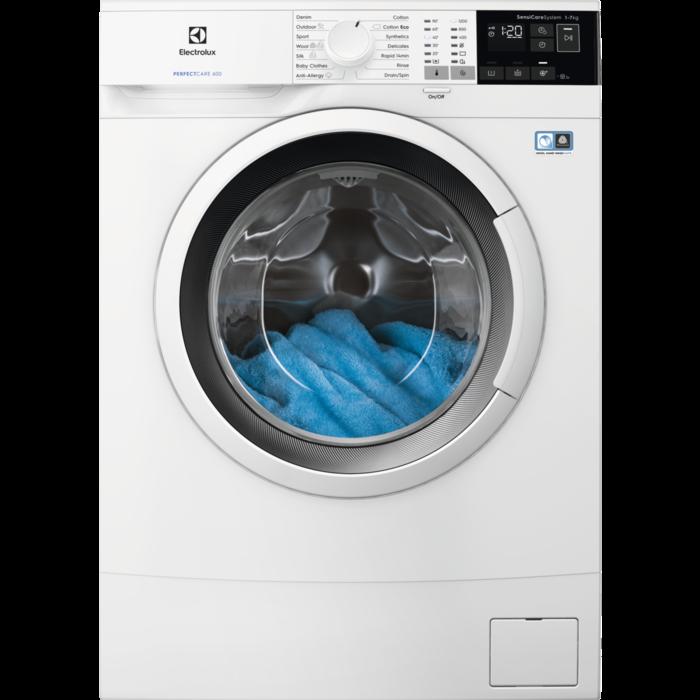 Electrolux veļas mazg.mašīna (front.ielāde) EW6S427W Veļas mašīna