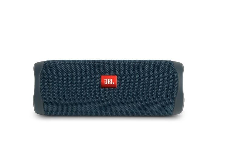 JBL Flip 5, Bluetooth speaker, IPX7, Blue pārnēsājamais skaļrunis
