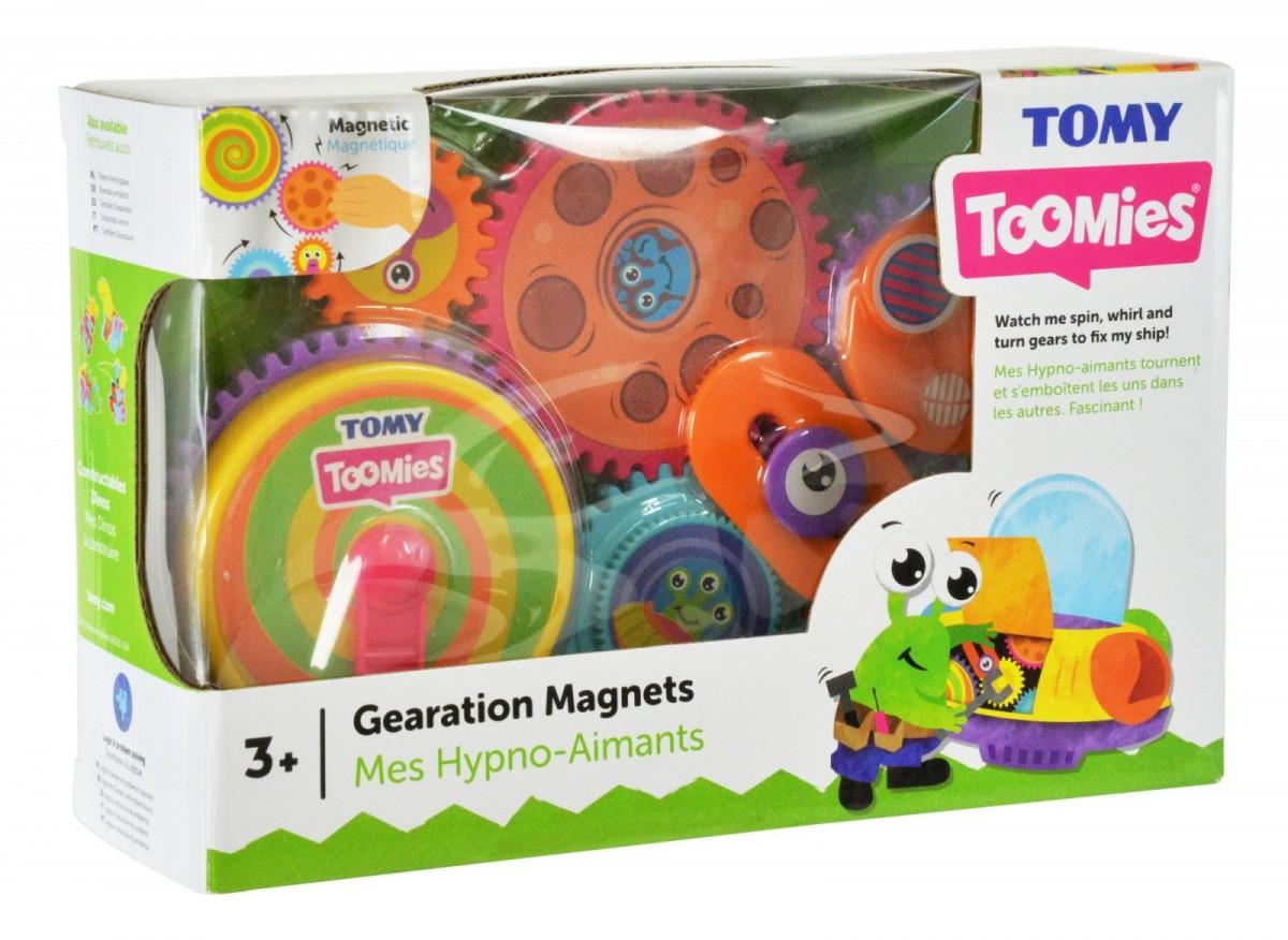 Tomy Toomies Magnetic gears E72759