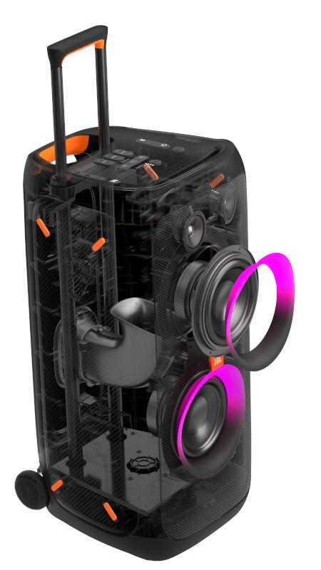 JBL PartyBox 310 Portable Bluetooth Speaker pārnēsājamais skaļrunis