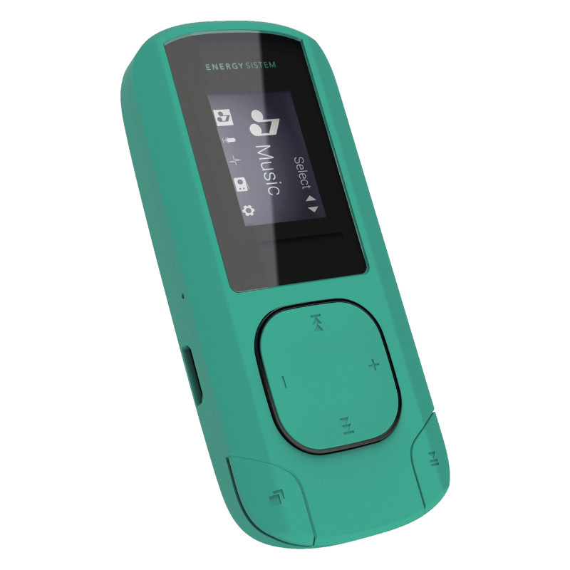 Energy Sistem MP3 Clip Mint (8 GB, Clip, FM Radio and microSD) MP3 atskaņotājs