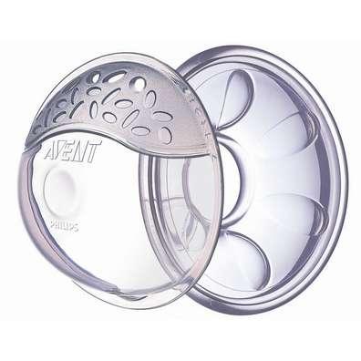 AVENT Krūšu galu apvalki (2 gab) bērnu krūts barošanai