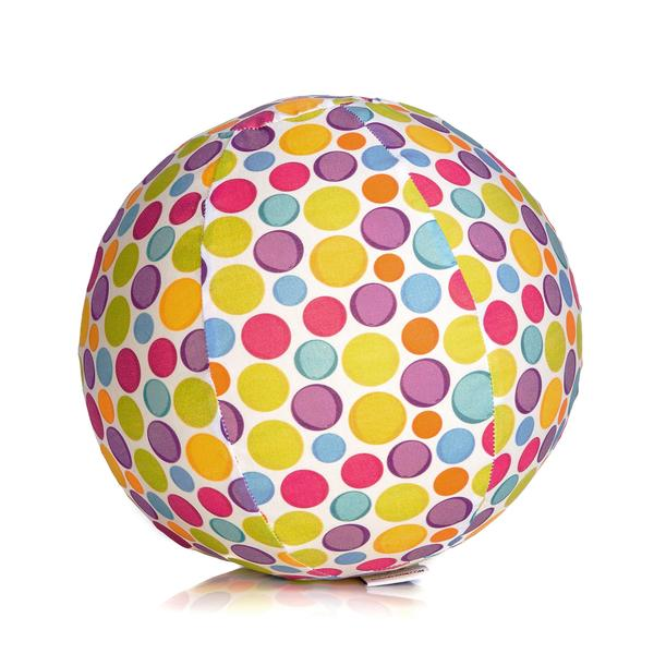 Bubabloon lateksa balons ar auduma pārvalku, Signature Spot 040321
