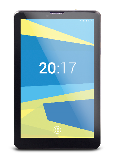 Overmax 7023 7 IPS 3G Dual Sim, GPS (Quad core 1.3 GHz, 1280x720, 1GB/8GB, Android 5.1) Planšetdators
