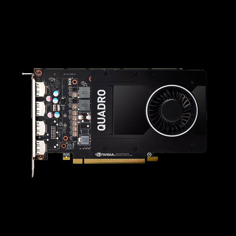 Quadro P2000 5GB        VCQP2000-PB video karte