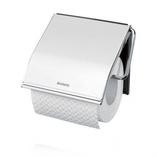BRABANTIA tualetes papīra turētājs, Brilliant Steel Vannas istabas piederumi