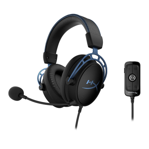 KINGSTON HyperX Cloud Alpha S Headset austiņas