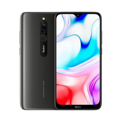 Xiaomi Redmi 8 4GB/64GB Black Mobilais Telefons