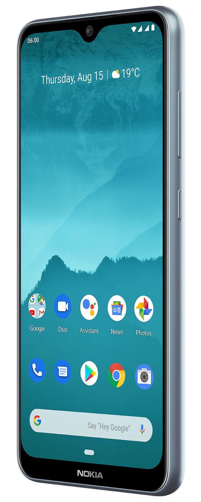 Nokia 6.2 4GB/64GB Ice Mobilais Telefons