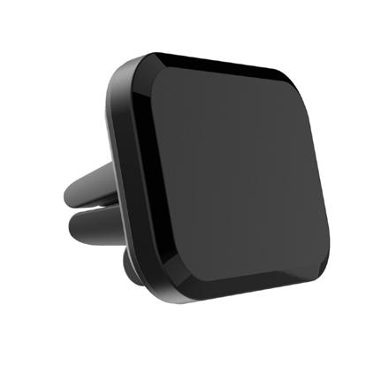 Gembird Magnetic car smartphone holder, black aksesuārs mobilajiem telefoniem