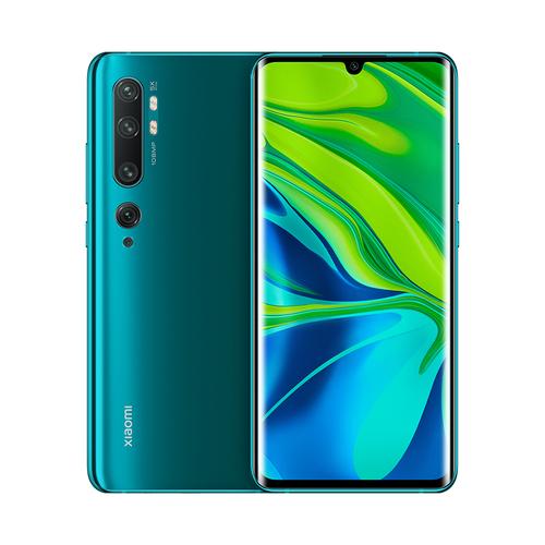 Xiaomi Mi Note 10 6GB/128GB Aurora Green Mobilais Telefons