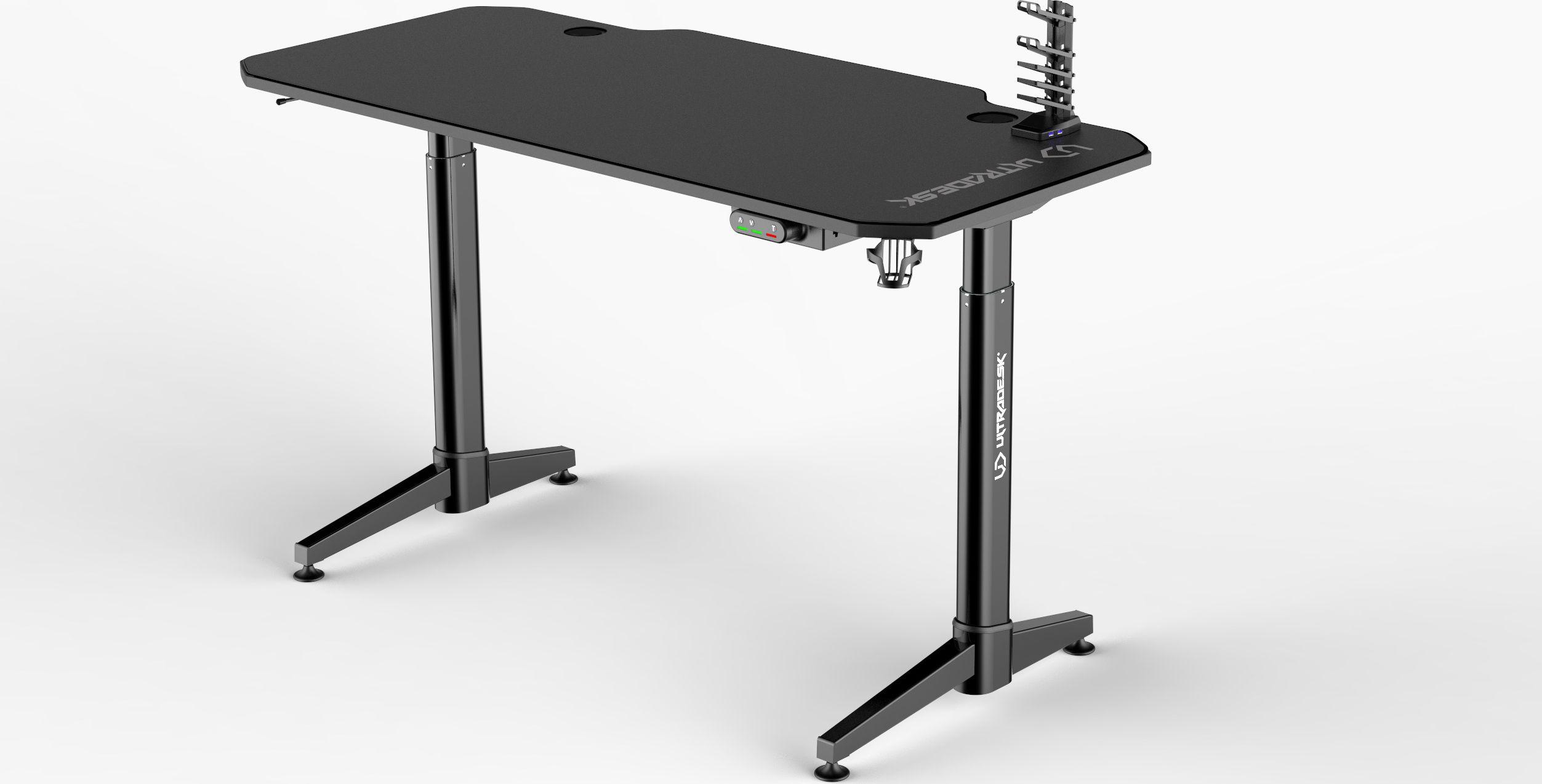 Ultradesk Level desk black (UDESK-LVA-BB)