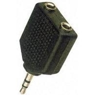 MicroConnect Adapter 3.5mm - 2x3.5mm M-F Stereo AUDALS