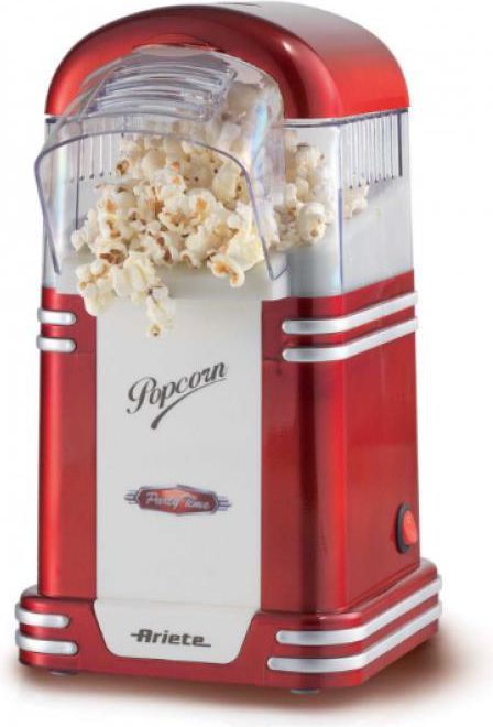 Ariete Popcorn Popper 2954 (1100 W; red color)