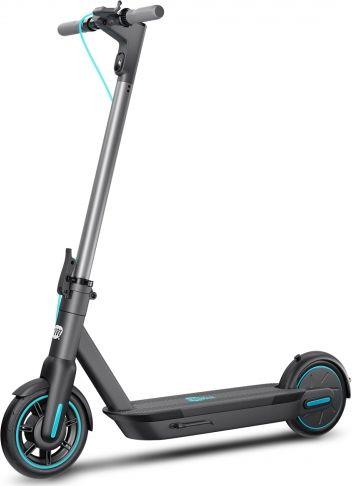 Motus Scooty 10 Turquoise Elektriskie skuteri un līdzsvara dēļi