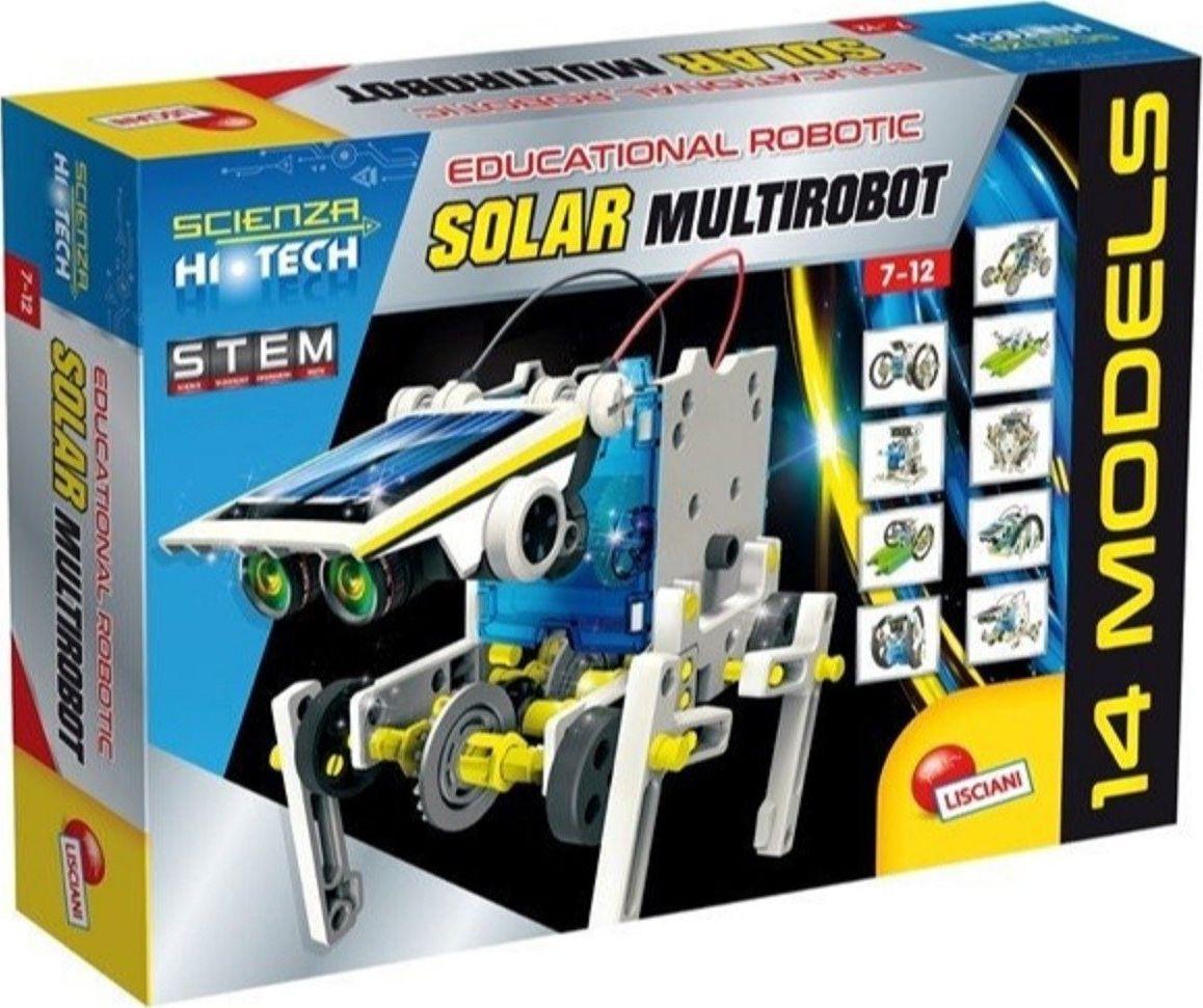 Hi-Tech Robot for solar energy 13in1