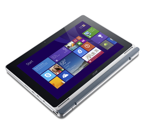 Acer ASPIRE SW5-012 Tablet (Silver) Planšetdators
