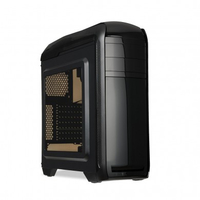 PC CASE I-BOX RAYDEN 420B GAMING BLACK Datora korpuss