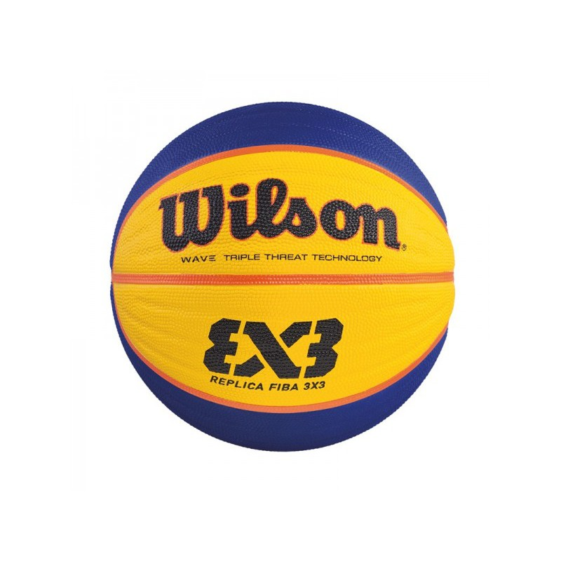 WILSON Mini Ball Basketball FIBA 3x3 bumba