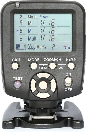 Yongnuo YN-560-TXII radio trigger for Nikon i-TTL foto, video aksesuāri