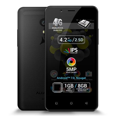 Allview P4 Pro Black, 4.2
