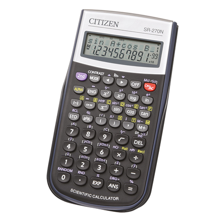 Citizen SR 270N kalkulators