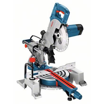 Bosch Mitre Saw GCM 800 SJ 216 mm, Hex key and circular saw blade Elektriskais zāģis