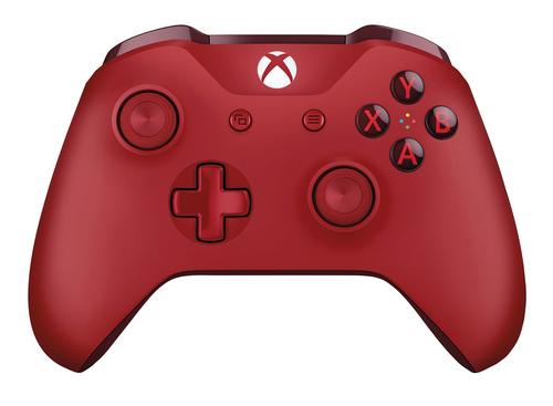 Microsoft Xbox One Wireless Controller - red spēļu konsoles gampad