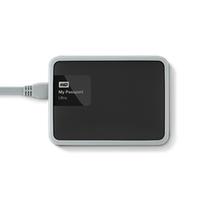 WD My Passport 1TB Grip Picasso Smoke piederumi cietajiem diskiem HDD