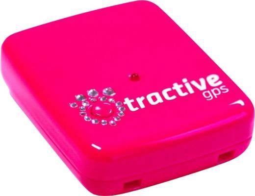 Tractive GPS TRAPI1 Pink Edition aksesuārs suņiem