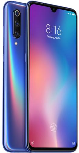 Xiaomi Mi 9 6GB/128GB Blue Mobilais Telefons