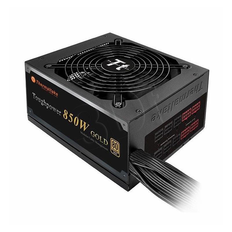 Thermaltake Toughpower  850W 80+Gold Barošanas bloks, PSU