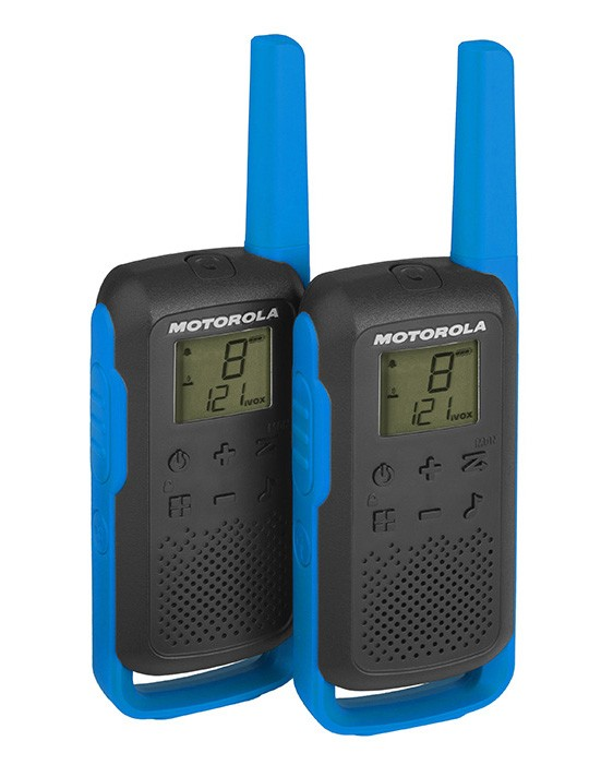 Motorola TLKR T82 Extreme rācijas