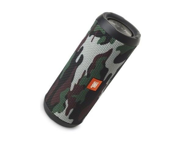 JBL FLIP 4 Bluetooth Camouflage pārnēsājamais skaļrunis
