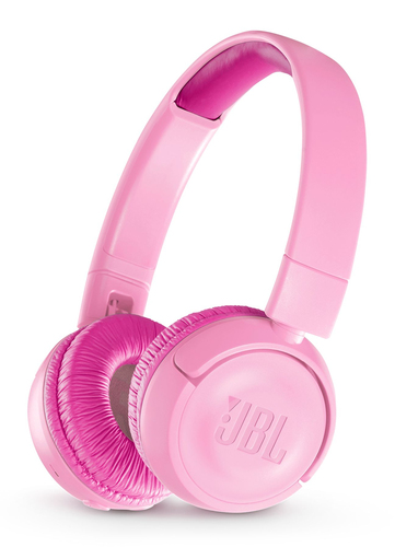 JBL JR300BT Pink austiņas