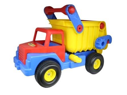 WADER-POLESIE Truck No.1 with rubber wheels Rotaļu auto un modeļi