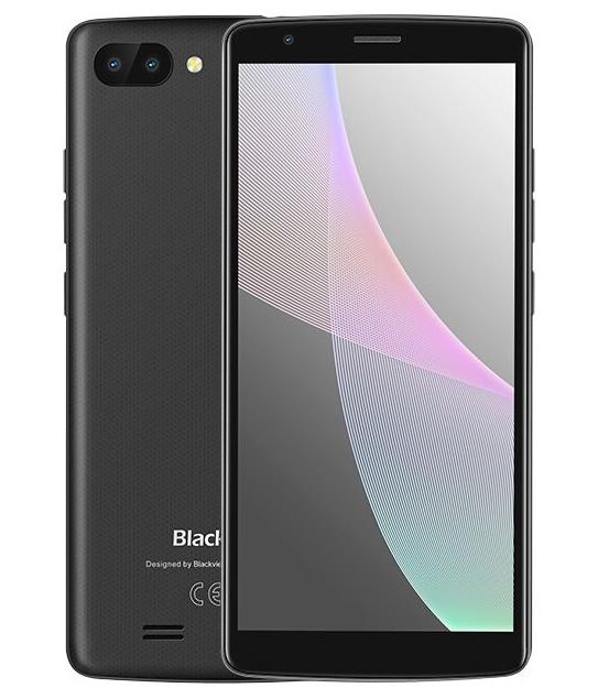 Blackview A20 1/8GB  Grey Mobilais Telefons