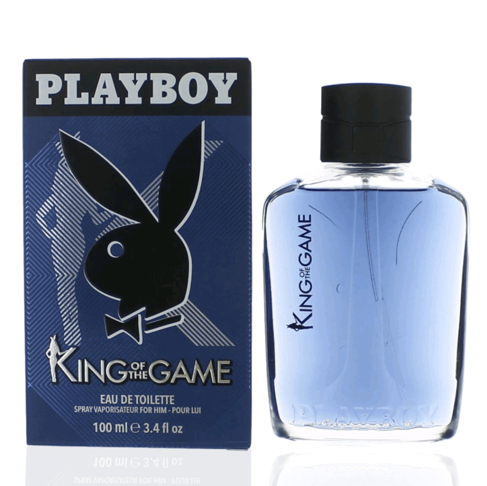 Playboy King of the Game For Him Eau de Toilette  100 Men