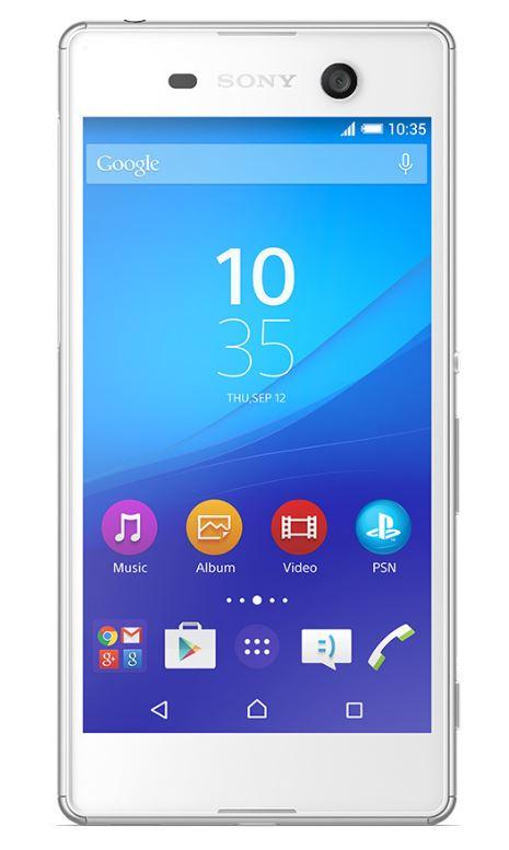 Sony E5603 Xperia M5 white USED 9902941029014 T-MLX23523 Mobilais Telefons