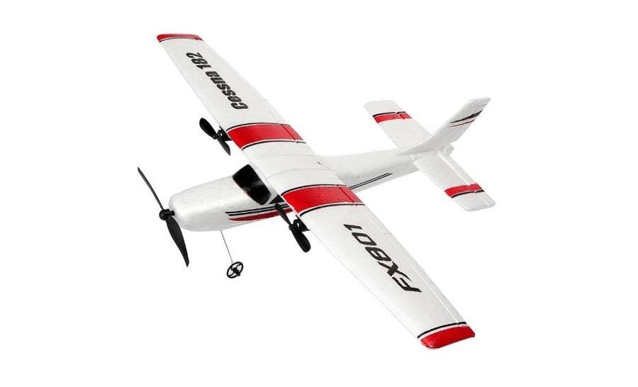 TPC Mini Cessna 182 3CH 2.4GHz RTF (316mm wingspan)